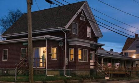 Hopper: house in Cleveland Street, Gloucester