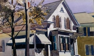 Edward Hopper: Marty Welch's House (1928)