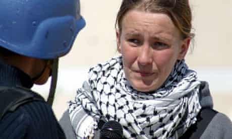 American Peace Activist Killed By Israeli Bulldozer