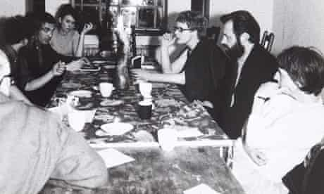 Kingsley Hall residents, 1965
