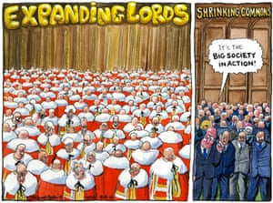 08.08.12: Steve Bell on Lords reform and boundary changes