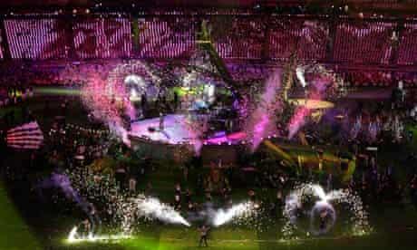 Paralympics 2012 Coldplay
