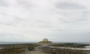 Michael Marten: St Cwyfan's, Anglesey
