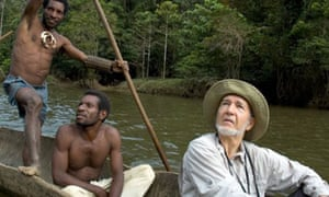 Jared Diamond on a field study in New Guinea