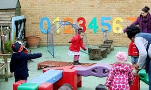 Erith nursery
