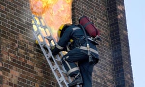 Firefighters' careers must change to cope with pension