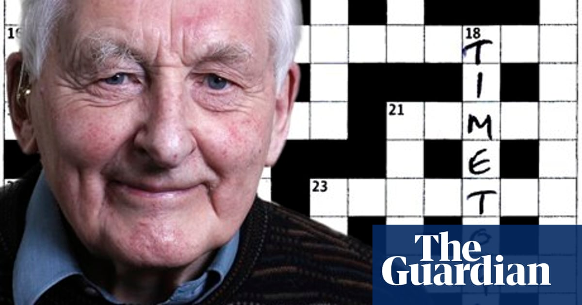 Crossword Blog The A To Z Of Araucaria Crosswords The Guardian