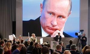 Vladimir Putin's Annual Press Conference