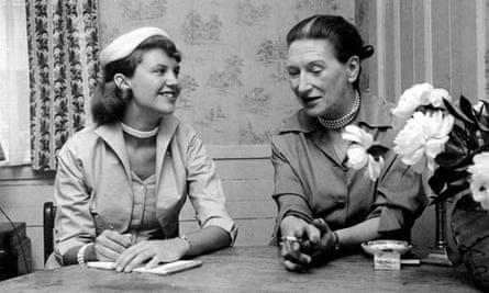 Slyvia Plath interviews the writer Elizabeth Bowen