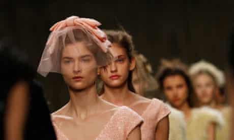 Simone Rocha autumn/winter 2013 at London Fashion Week