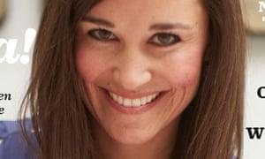 Pippa Middleton new Waitrose column