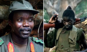 Joseph Kony composite