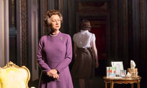Helen Mirren in The Audience