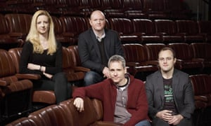 Observer New Review: Royal Court playwrights