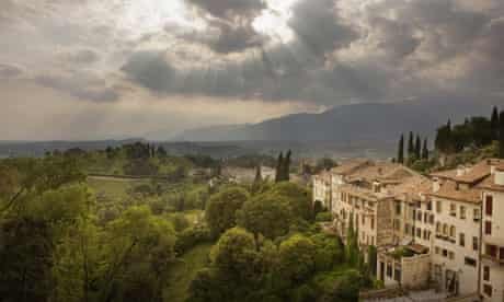 Asolo in Italy