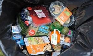 Tesco food waste