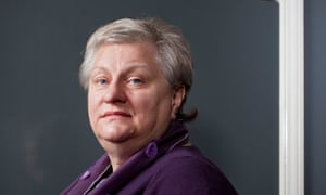 Alison Garnham of the Child Poverty Action Group