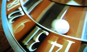 Risk: roulette wheel