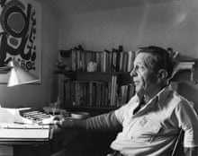 Portrait Of John Cheever