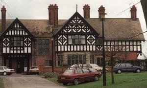 Former Bryn Estyn boys home in 1992