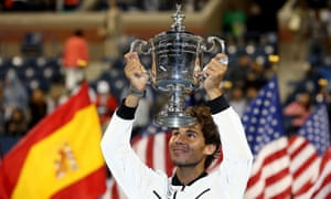 Rafael Nadal wins US Open