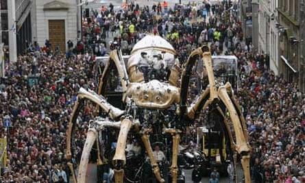Liverpool Spider