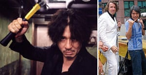 Jonathan Ross and Stephen Chow