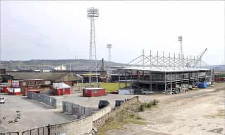 Rotherham United's Millmoor
