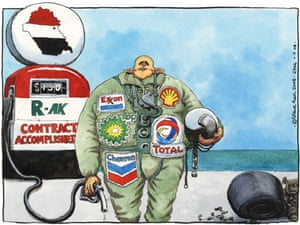 01.07.08: Steve Bell on Iraq oil contracts