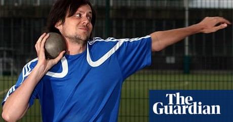 61e58cb4b5 Guardian writers try out Olympic sports | Life and style | The Guardian