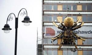 La Machine, the spider in Liverpool