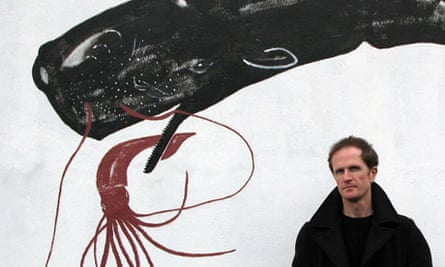 Philip Hoare, author of Leviathan or, The Whale