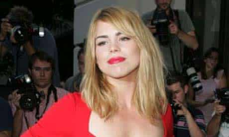 Photo by Rex Features Billie Piper GQ Men of the Year Awards arrivals, Royal Opera House, London, Britain - 05 Sep 2006