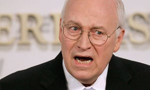 Former US vice-president Dick Cheney speaks at the American Enterprise Institute in Washington