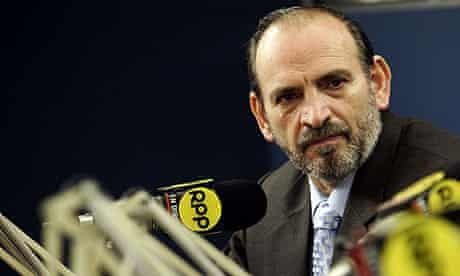 Yehude Simon, Peru's prime minister, said he will resign in the coming weeks