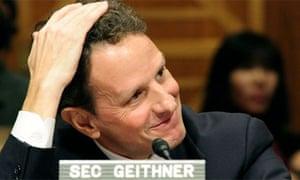 Tim Geithner, housing