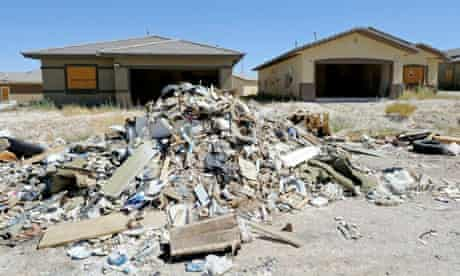Las Vegas, US housing market, foreclosures, mortgages