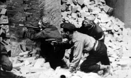 Warsaw Uprising, Poland 1944
