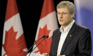 Stephen Harper, Conservative prime minister of Canada