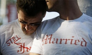 same sex marriage proposition 8 California gay rights