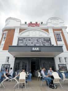 Ritzy Cinema Brixton 2010