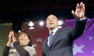 Deval Patrick Massachusetts Governor wins 2010