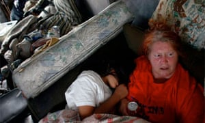 Foreclosures mortgage banks Miami Florida homelessness