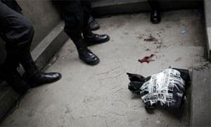 Guatemala City crime