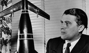 Werner von Braun, Nazi rocket scientist