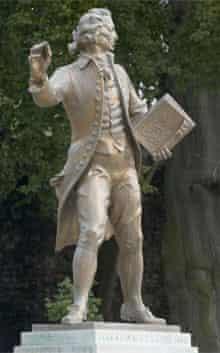 Thomas Paine, Thetford