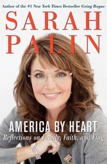 Sarah Palin, America by Heart cover shot