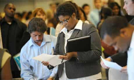 Unemployment United States, September 2010