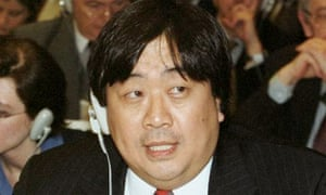 Harold Koh, US state department legal chief
