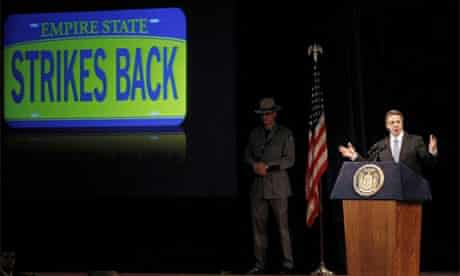 Andrew Cuomo New York State governor, 2011